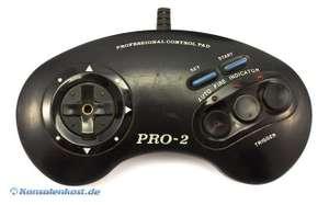 3-Button Controller #schwarz [Dritthersteller]