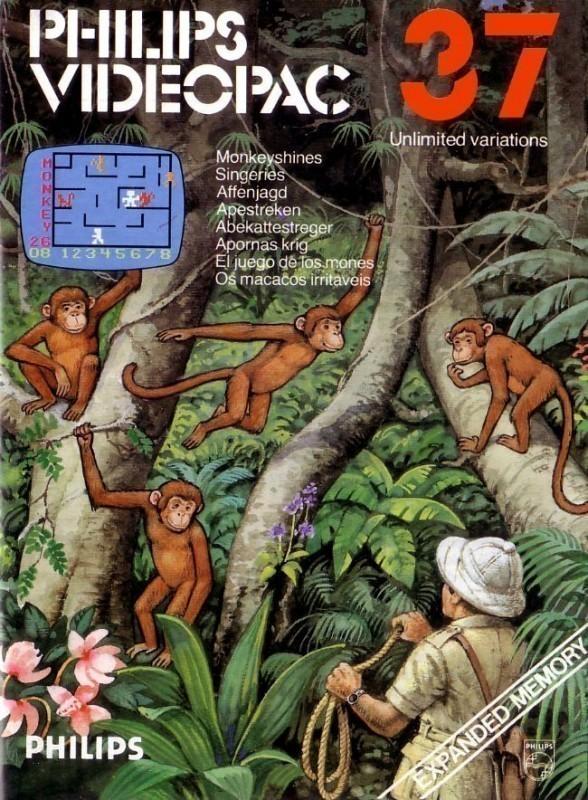 Monkeyshines #37