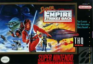 Super Star Wars: Empire Strikes Back