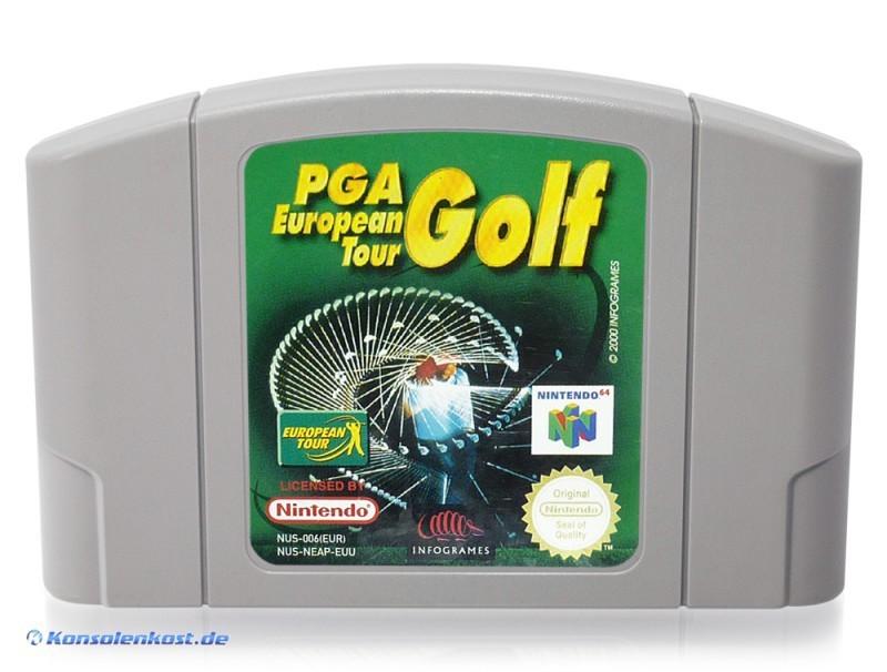 PGA European Golf Tour