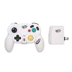 Controller / Pad #weiß MicroCon Wireless [Madcatz]