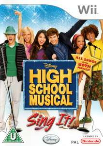 Disney Sing It: High School Musical 1