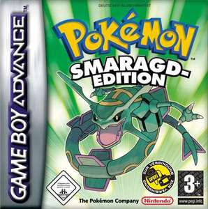 Pokemon Smaragd Edition