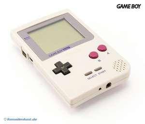 Konsole #grau GameBoy Classic Limited Edition