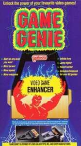 Game Genie / Mogel-Adapter / Cheatmodul