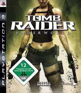 Tomb Raider: Underworld [Standard]