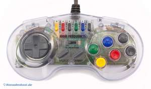 Controller mit Turbo-Buttons #transp.