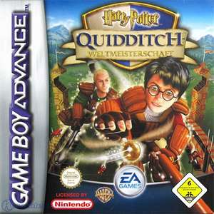 Harry Potter: Quidditch-Weltmeisterschaft / World Cup