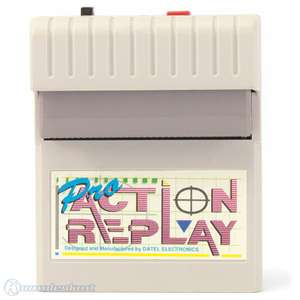 Action Replay Pro 1 [Datel]