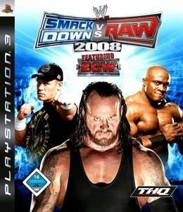 WWE SmackDown vs. RAW 2008: Featuring ECW [Standard]