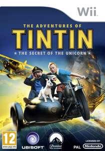 Die Abenteuer von Tim & Struppi: Das Geheimnis der Einhorn Das Spiel