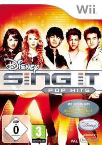 Disney's Sing it: Pop Hits