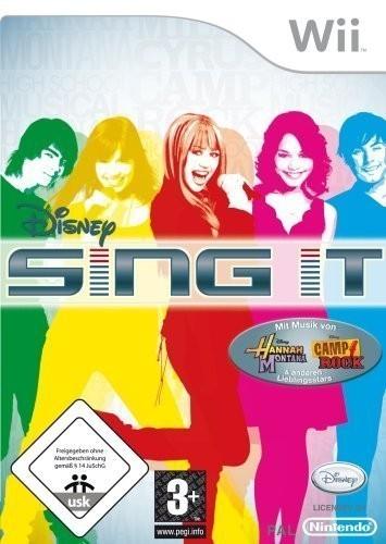 Disney's Sing it