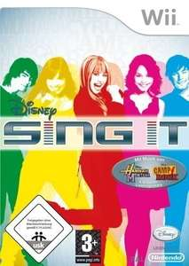 Disney's Sing it