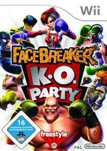 Face Breaker: K.O. Party