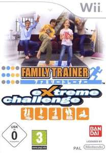 Family Trainer: Extreme Challenge