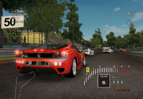 Wii Ferrari Challenge Trofeo Pirelli Nur Software De En Mit Ovp Gebraucht Konsolenkost