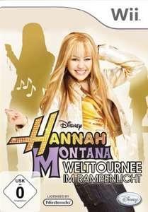 Hannah Montana: Welttournee im Rampenlicht / Spotlight World Tour