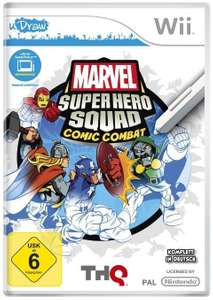 Marvel: Super Hero Squad 3: Comic Combat