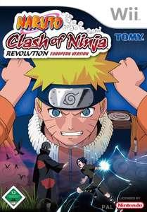 Naruto Shippuden: Clash of Ninja Revolution 1