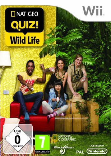Wii - Nat Geo Quiz: Wild Life
