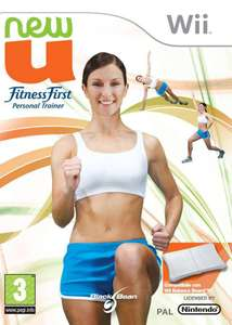 New U Fitness First: Personal Trainer