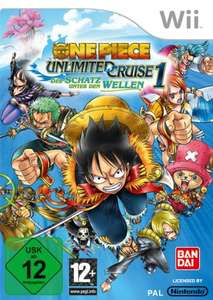 One Piece Unlimited Cruise 1: Der Schatz unter den Wellen