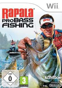 Rapala Pro Bass Fishing + Angel Controller Aufsatz