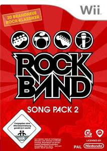 Rock Band 1: Song Pack 2
