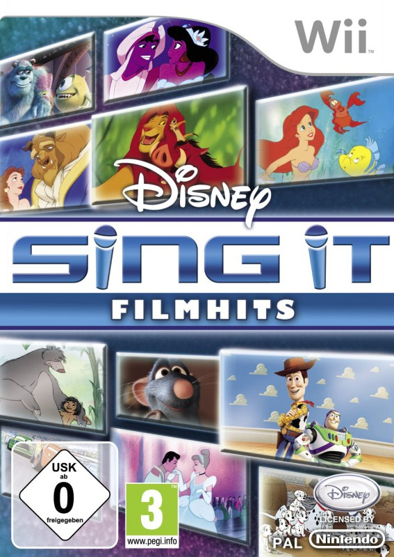 Disney's Sing it: Filmhits / Family Hits