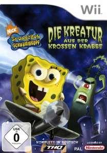SpongeBob Schwammkopf: Die Kreatur aus der Krossen Krabbe / Creature From The Krusty Krab