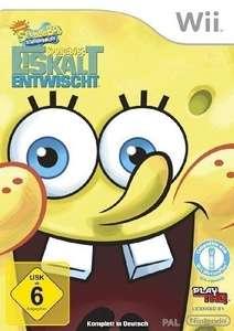 SpongeBob Schwammkopf: Eiskalt erwischt / Truth or Square