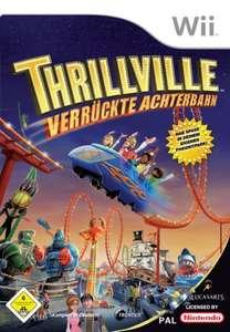 Thrillville: Verrückte Achterbahn
