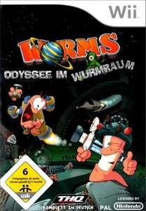 Worms: Odyssee im Wurmraum / A Space Oddity
