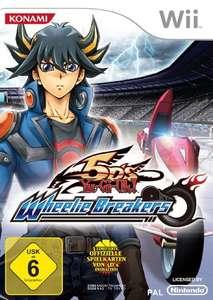 Yu-Gi-Oh!: 5D's Wheelie Breakers