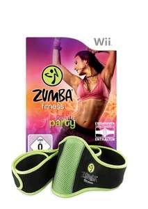 Zumba Fitness 1: Join the Party + Fitness-Gürtel