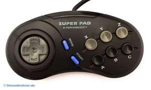Controller / Super Pad