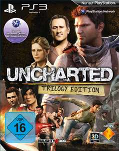 Uncharted #Trilogy Edition