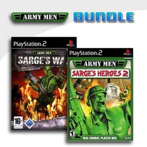 Army Men: Sarge's War + Sarge's Heroes 2