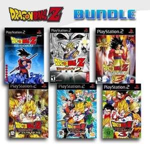 Dragonball Z 6er Pack
