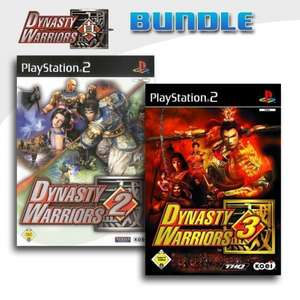 Dynasty Warriors 2 + Dynasty Warriors 3