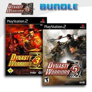 Dynasty Warriors 3 + Dynasty Warriors 5