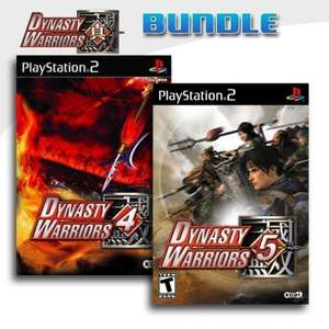 Dynasty Warriors 4 + Dynasty Warriors 5