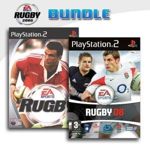 EA sports Rugby + Ea Sports Rugby 08