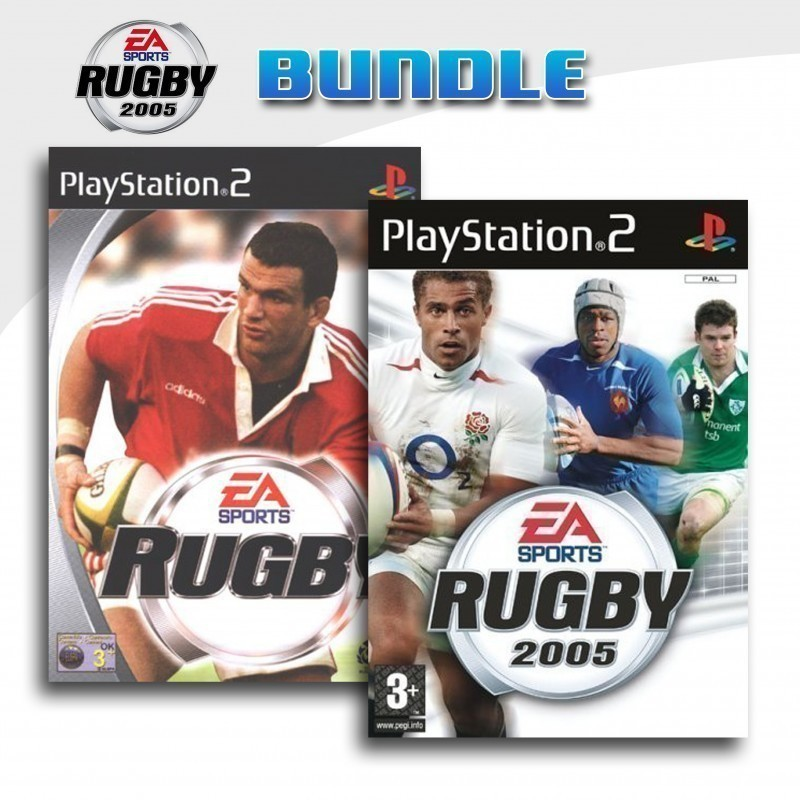 EA sports Rugby + EA sports Rugby 2005