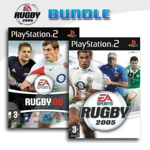 Ea Sports Rugby 08 + EA sports Rugby 2005