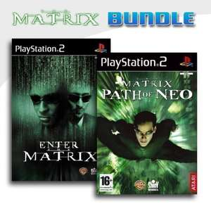 Enter the Matrix + Matrix: The Path of Neo