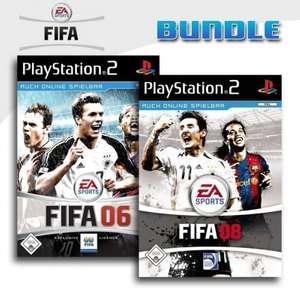 FIFA 06 + FIFA 08
