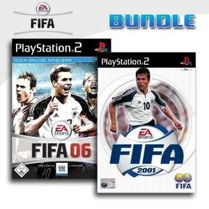 FIFA 06 + FIFA 2001