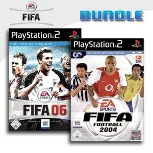 FIFA 06 + FIFA Football 2004